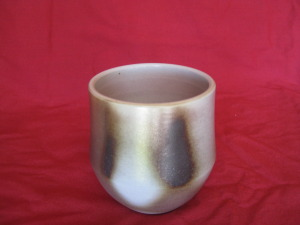 Cup,burnished Copper 90 mm. high $49