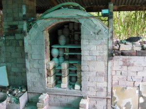 Packing the kiln